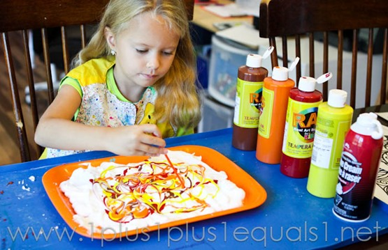 Fall Leaf Art Projects -9568