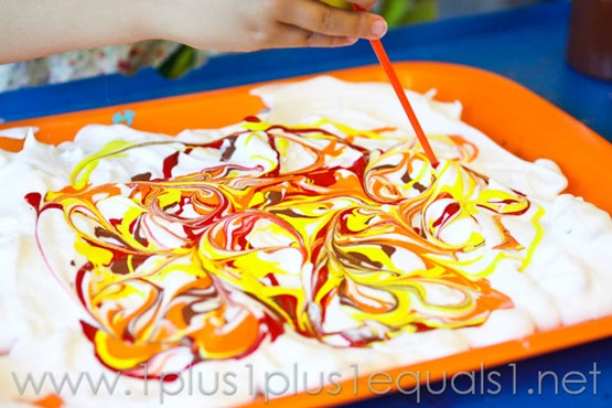 Fall Leaf Art Projects -9573
