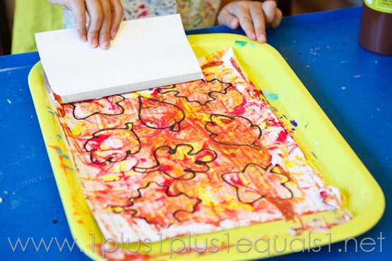 Fall Leaf Art Projects -9582