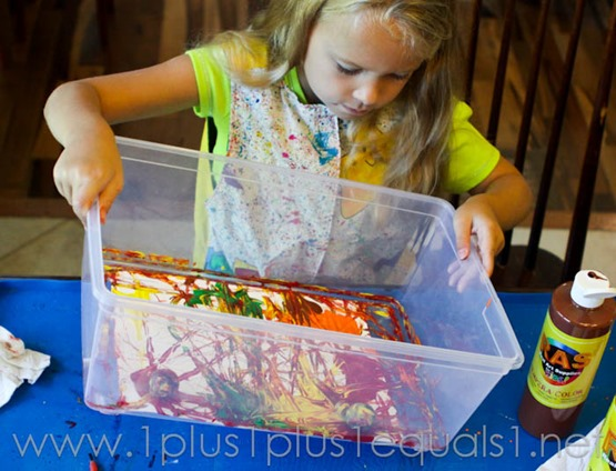 Fall Leaf Art Projects -9596