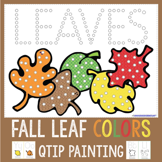 Fall Leaf Qtip FB