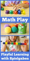 Math Play with Spielgaben - ideas for learning addition to 10