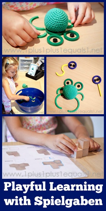 Playful Learning with Spielgaben September 2015