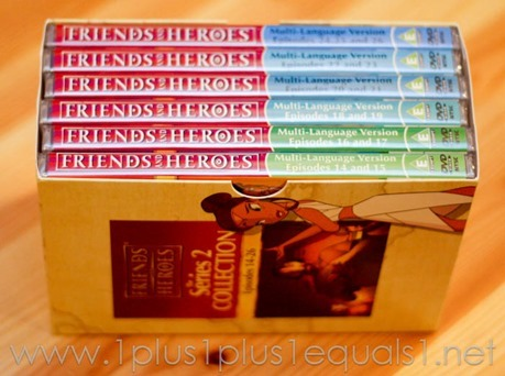 Friends and Heroes -0321