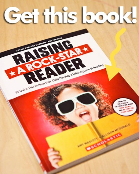 Raising a Rock Star Reader #RaiseAReader