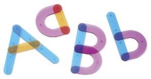 Alphabet Counstruction Set