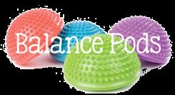 Balance pods