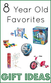 Gift Ideas for 8 Year Olds