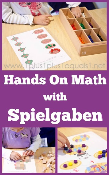 Hands on 1st Grade Math with Spielgaben