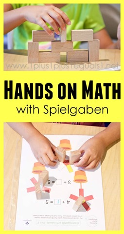 Hands on Math with Spielgaben