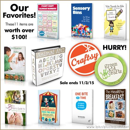 Homemaking Bundle 2015 Flash Sale Favorites