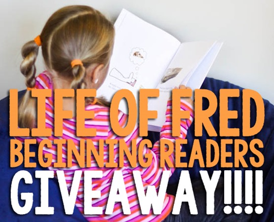 Life of Fred Beginning Readers Giveaway 2