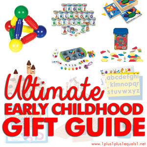 Ultimate Early Childhood Christmas Gift Guide Sidebar