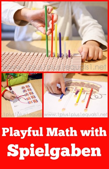 Playful Math with Spielgaben December 2015