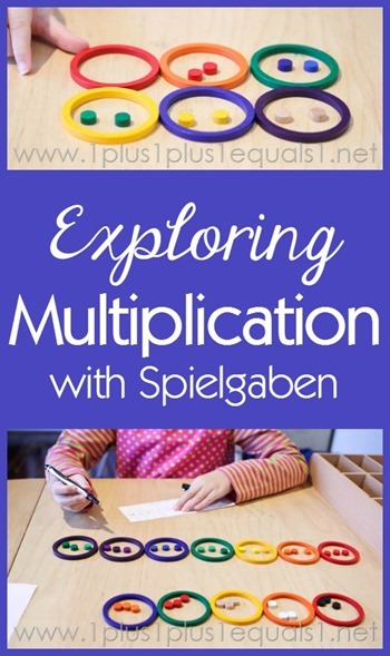 Multiplication with Spielgaben