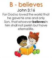 Raising Lil' Rock Stars Letter B for Believes