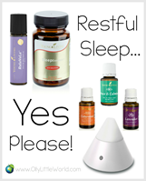 Help with Promoting Restful Sleep