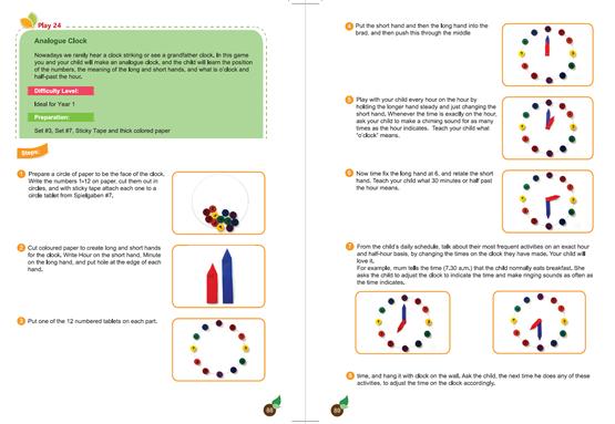 Spielgaben Math Time