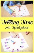 Create a Clock with Spielgaben[10]