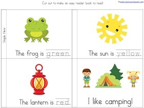 Camping Theme Preschool Printables  (16)