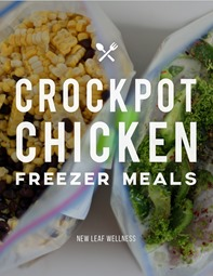 CrockpotChickenFreezerMeals