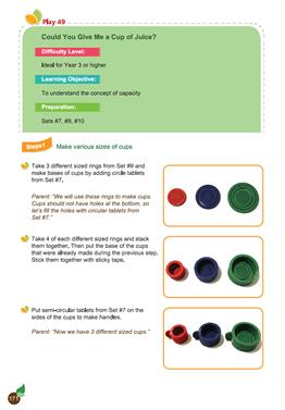 Spielgaben Math Play 49 Measurement