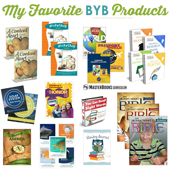 BYB 2016 Favorites