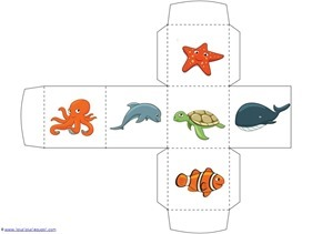 Ocean Animals Preschool Printables (10)