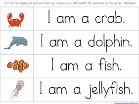 Ocean Animals Preschool Printables (19)