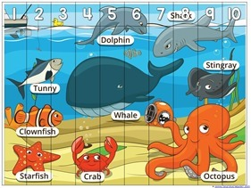 Ocean Animals Preschool Printables (9)