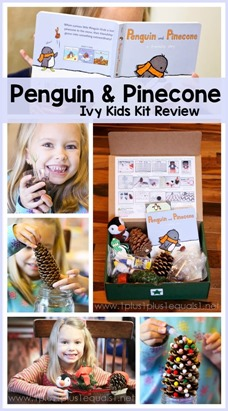 Penguin-and-Pinecone-Unit-Study-with