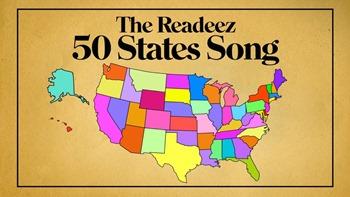 Readeez 50 States