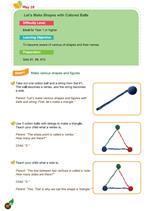Spielgaben Math Play 28 Shapes