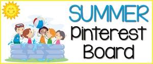 Summer Pinterest Board