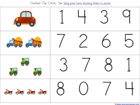 Transportation Preschool Printables (19)