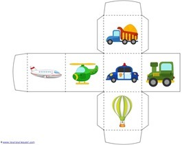 Transportation Preschool Printables (7)