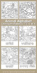 Animal-Alphabet-Coloring-Printables-