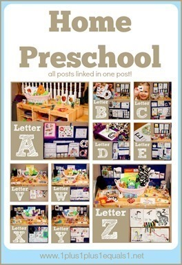 Home-Preschool-A-to-Z