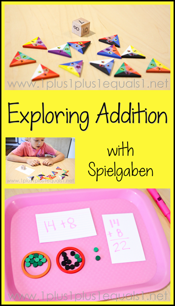 Exploring Addition with Spielgaben