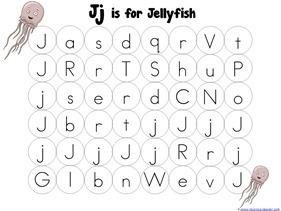 Ocean Animals Dot Fun Printables (13)