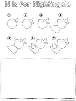 Nightingale Drawing Tutorial