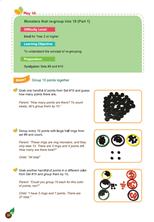 Spielgaben Math Play 10 Monsters thet ReGroup