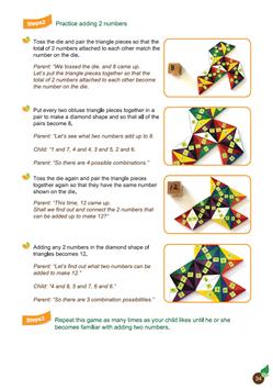 Spielgaben Math Play 9 Addition Matrix 2