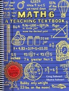 Teaching Textbooks Student Workbook Gr. 6
