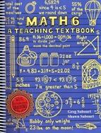 Teaching Textbooks Student Workbook Gr. 6