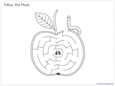 Apple Theme Activity (3)
