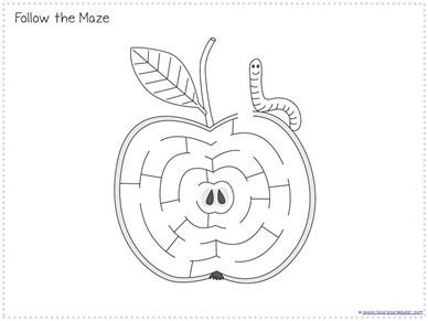 Apple Theme Activity (3)