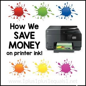 Save Money on Printer Ink FB