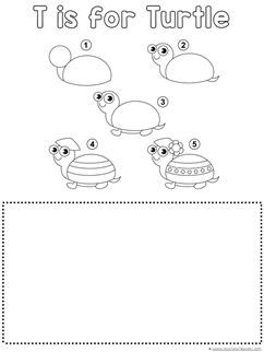 Turtle Drawing Tutorial