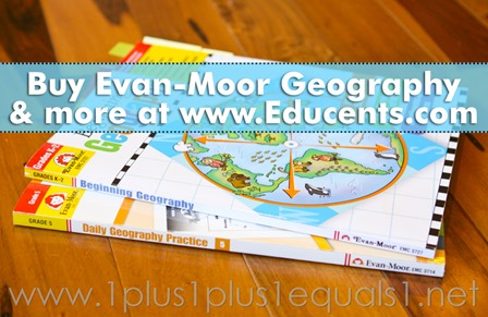 Evan-Moor Geography